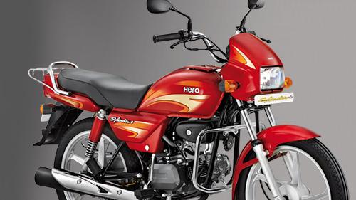 Hero Splendor Plus Bike Seat Cover Online