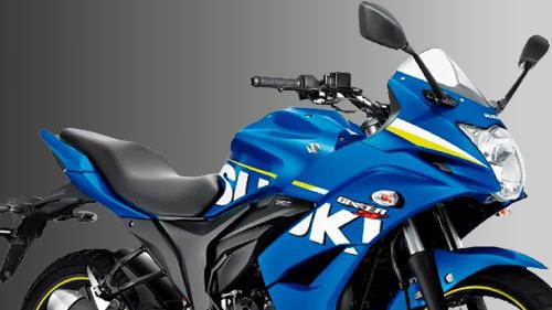 Suzuki Gixxer_sf