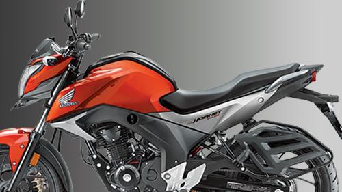 Honda Hornet Bike Seat Cover Online
